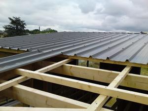 couverture toiture en bac acier